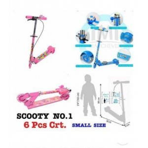 Toys Character 3 wheel scooter