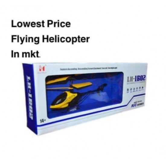 High Quality Imported Flying RC LH-1602 Remote Control Rechargeable