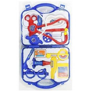 Pretend Play Baby & Toddler Plastic Doctor Set for Kids Medical kit Toys for 3 to 6 Year Old Boys & Girls (Doctor Set)- Multi Color